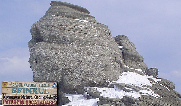 Sfinxul-Bucegi-Caraiman