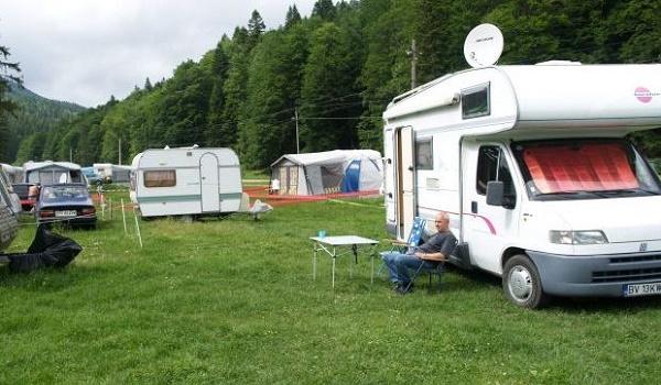 Camping Valea Prahovei