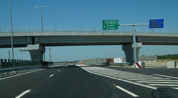 Autostrada A3 Comarnic de Brașov