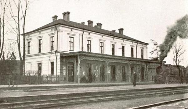 Gara din Câmpina