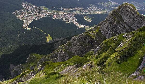 Trasee montane in Bucegi