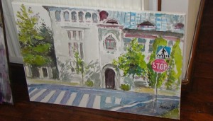Liceul Nicolae Grigorescu din Campina