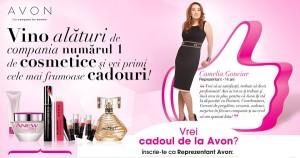 Reprezentant Avon in Prahova sau in Romania