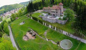 Castelul Cantacuzino din Busteni – de vizitat urgent
